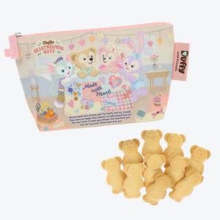 Disney - ダッフィー クッキー ポーチ