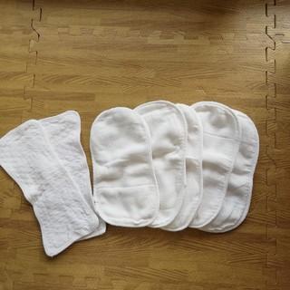 布おむつ 成形オムツ7枚セット(布おむつ)