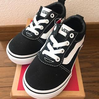 ヴァンズ(VANS)の子供靴 Vans ward slip on(その他)