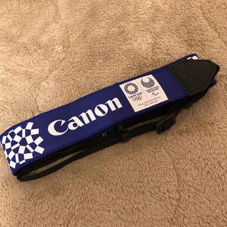 キヤノン(Canon)のCanon 野老朝雄 東京2020オリンピック EOS 6D MarkⅡ(ネックストラップ)