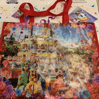 Disney - イマジニングザマジック ショッピングバッグ