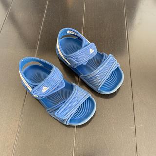 アディダス(adidas)のアディダス 14センチ(サンダル)