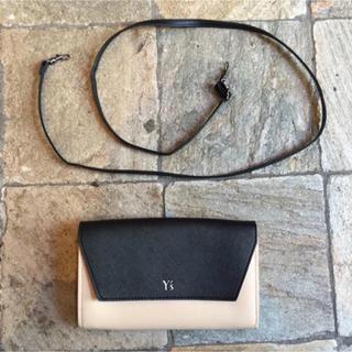 ヨウジヤマモト(Yohji Yamamoto)の値下げ【yohji yamamoto】 3way leather bag  (セカンドバッグ/クラッチバッグ)