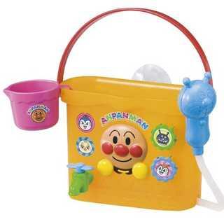 【在庫わずか】 お風呂用おもちゃ アンパンマン よくばりバケツ(お風呂のおもちゃ)