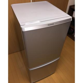 パナソニック(Panasonic)の冷蔵庫 Panasonic 【NR-B147-S】1人 2人用(冷蔵庫)