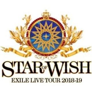 エグザイル(EXILE)のEXILEチケット 福岡1/27(国内アーティスト)