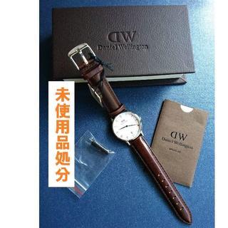 ダニエルウェリントン(Daniel Wellington)のダニエルウェリントン カレンダー付 未使用 シルバー(腕時計)
