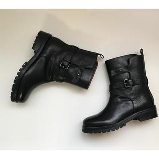 サルトル(SARTORE)の新品 SARTORE サルトル エンジニアブーツ ショートブーツ サイズ37(ブーツ)