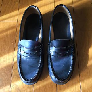 ハルタ(HARUTA)のHARUTA ローファー 24.5EEE(ローファー/革靴)