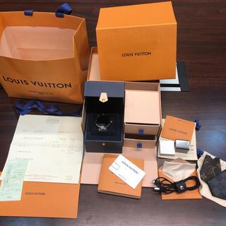 ルイヴィトン(LOUIS VUITTON)のルイヴィトン タンブールホライゾン  横浜SOGOにて購入(腕時計(デジタル))