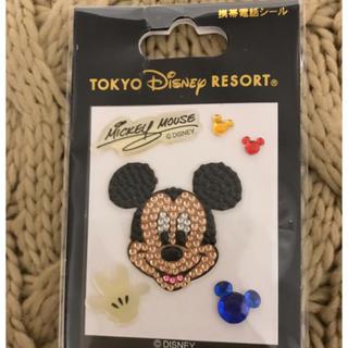 ディズニー(Disney)の『新品』ディズニーリゾート  携帯シール(シール)