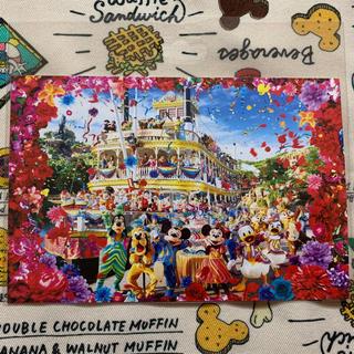 ディズニー(Disney)のディズニー イマジニングザマジック ポストカード おまけ付き♡(キャラクターグッズ)
