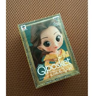 Disney -  Qposket petit Girls Festival ベル 新品・未開封