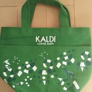 カルディ(KALDI)のカルディバック(トートバッグ)