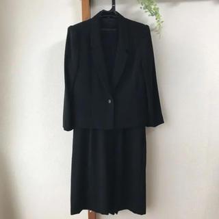 ブラックフォーマル 喪服 スーツ(礼服/喪服)