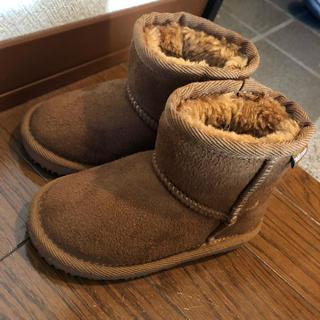 プティマイン(petit main)の取り置き中プティマイン ムートンブーツ 13センチ(ブーツ)