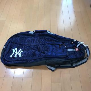 ウィルソン(wilson)の新品未使用ウィルソンテニスラケットバッグ(バッグ)