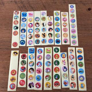 ディズニー(Disney)のディズニー シール ごほうびシール 99枚(シール)