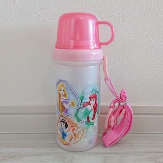 ディズニー(Disney)の一点のみ❗新品 プリンセス 2wayダイレクトボトル 480ml(水筒)