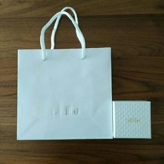 ジュエリーツツミ(JEWELRY TSUTSUMI)のジュエリーツツミ 紙袋 ケース(ショップ袋)