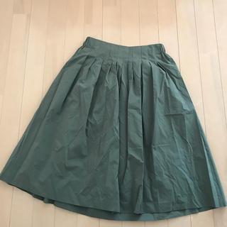 エストネーション(ESTNATION)のESTNATION  スカート size38(ひざ丈スカート)