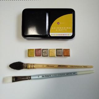 prima 水彩絵の具 レオナルド水彩筆(絵の具/ポスターカラー )