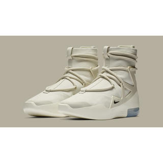 FEAR OF GOD - Nike Air fear of God 1 WHITE