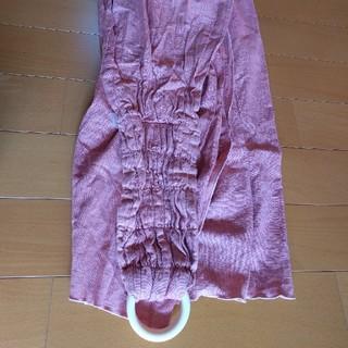 スリング 綿100% ピンク(スリング)