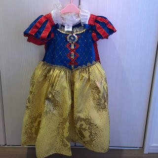 ディズニー(Disney)の白雪姫 ワンピース&カチューシャセット(ワンピース)