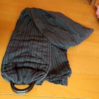 スリング 綿100% 黒(スリング)