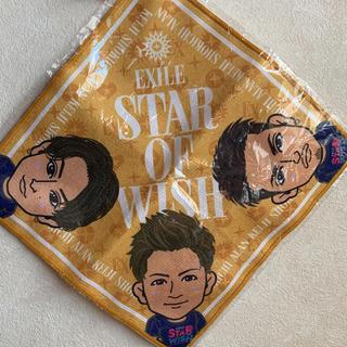 エグザイル(EXILE)のStar of wish ハンカチ 白濱亜嵐 KEIJI SHOKICHI(国内アーティスト)