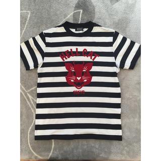 ルイスレザー(Lewis Leathers)のROLL ボーダーTシャツ(Tシャツ(半袖/袖なし))