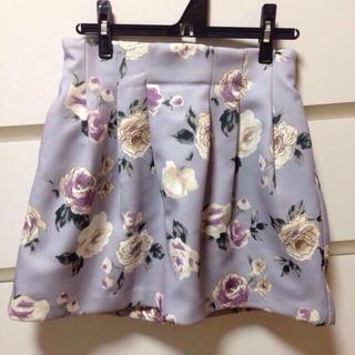 ダズリン(dazzlin)のボンディングスカート(ミニスカート)