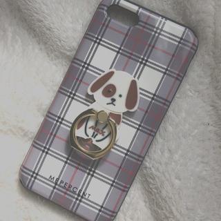 ヘザー(heather)のMe% iPhoneケース&スマホリング(iPhoneケース)