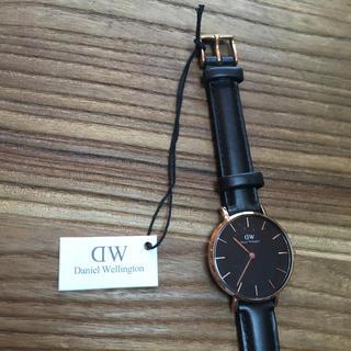 ダニエルウェリントン(Daniel Wellington)のダニエルウェリントン 腕時計 新品未使用(腕時計)