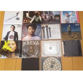 KREVA KICK THE CAN CREW まとめ売り(ヒップホップ/ラップ)