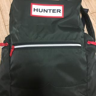 ハンター(HUNTER)の期間限定!お値下げ!Hunter ハンター リュック (大) オリーブ(その他)