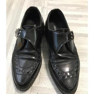 アンダーグラウンド(UNDERGROUND)のUNDERGROUND ラバーソールシューズ(ローファー/革靴)