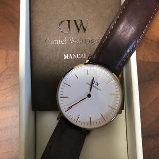 ダニエルウェリントン(Daniel Wellington)の腕時計 danielwelington(腕時計)