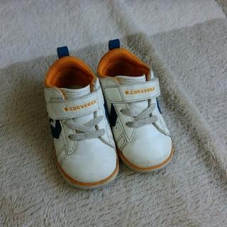 コンバース(CONVERSE)のコンバース スニーカー 幼児 14.5㎝(その他)