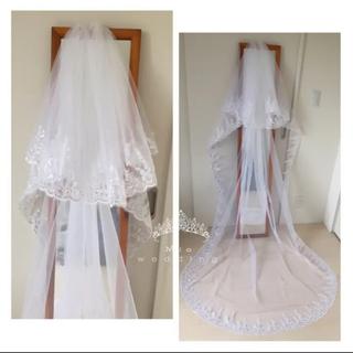 *ウェディングベール*(ヘッドドレス/ドレス)