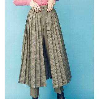 jouetie - スカート 変形スカート    スラックス付き