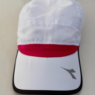 ディアドラ(DIADORA)のディアドラ テニス 帽子(ウェア)