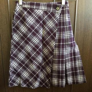 コムサデモード(COMME CA DU MODE)のCOMME CA DU MOOD 巻きスカート 130cm (スカート)