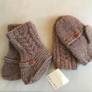 セリーヌ(celine)のセリーヌ 手袋、靴下(靴下/タイツ)
