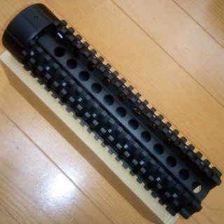 M4 ハンドガード ブラック(カスタムパーツ)