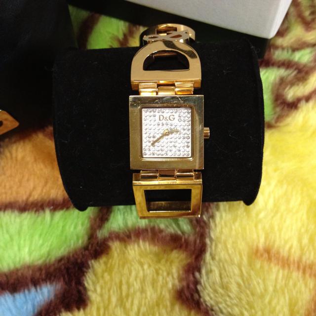 DOLCE&GABBANA(ドルチェアンドガッバーナ)の腕時計♡ レディースのファッション小物(腕時計)の商品写真