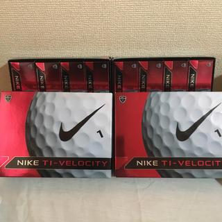 ナイキ(NIKE)のNIKE ゴルフボール 2セット(ゴルフ)
