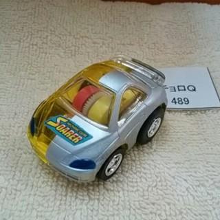 489 チョロQ HG メカニッククリア SOARER ソアラ(ミニカー)