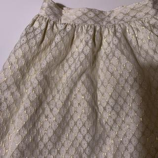 カーターズ(carter's)のゴールド刺繍    スカート(スカート)